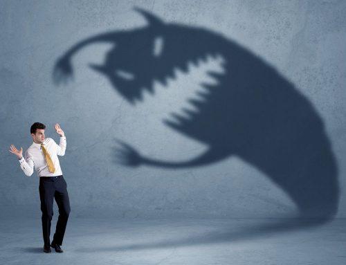 Перепрыгнуть барьер страха