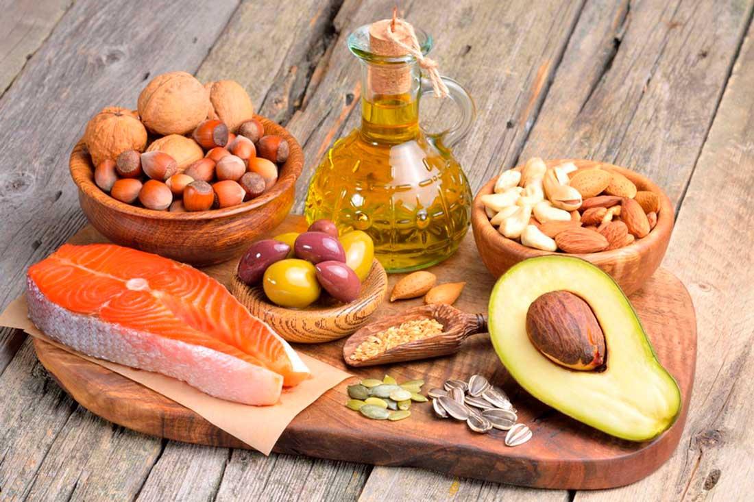 полезные жиры и вредные жиры