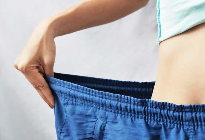успешно похудеть
